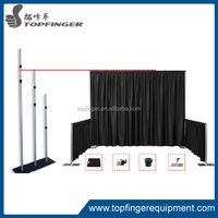 Wholesale pipe and drape/ backdrop pipe and drape for wedding event party