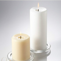 halloween witch costume pillar candle