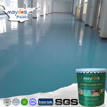 Maydos elastomeric anti corrosive oil resistant epoxy floor paint