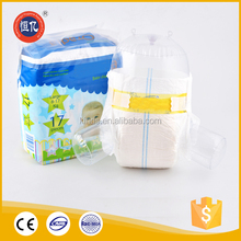 super soft breathable disposable bebe diaper for whole sale