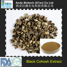 Hot sale Black Cohosh Root Extract Powder 10:1