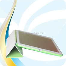 high quality ultra thin transformer stand fold smart pu leather case with sleep wake function for ipad air 5th generation