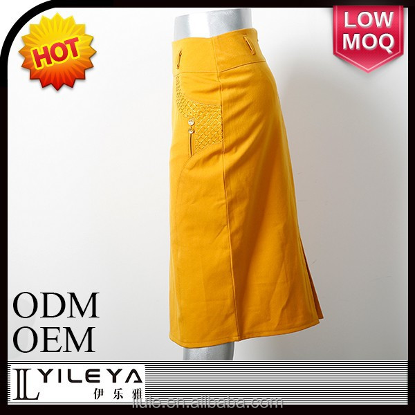Latest fashion new arrival young girls in short skirt