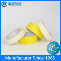 Hot Sale Heat-Resistant High Temperature Crepe Paper For Car Painting Masking Tape