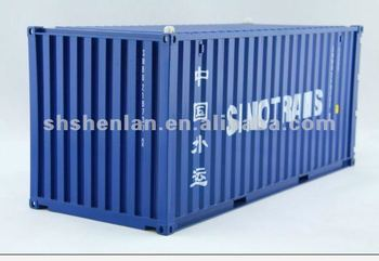 MODEL CONTAINER IN SCALE 1:20 SINOTRANS