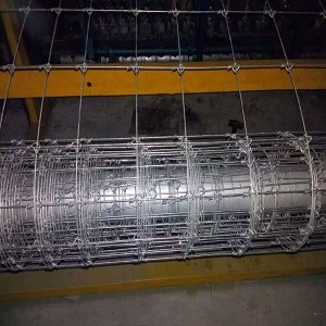 Hongrui quality galvanized or PEE coated construction fence hot sale