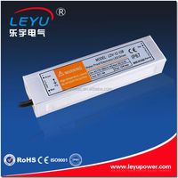 IP67 input 110v/220v output 12v 24v ce led driver high efficiency 12w waterproof power supply