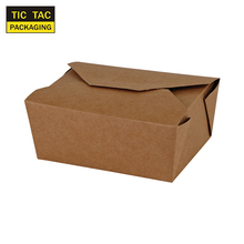 wholesale food paper salad food take away package box