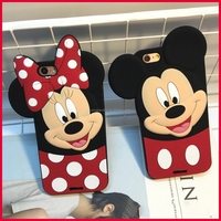 Wholesale Mobie Phone Case, Silicone Lovely Phone Case For Apple Phones