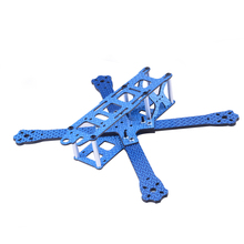QAV210 Quadcopter Drone Frame 4mmm arm thickness carbon fiber
