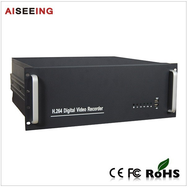 HDDx5, each max 3TB 48Channel Video Real time H.264 D1 hd dvr