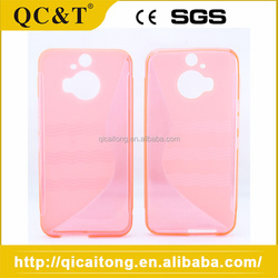 Wholesale Fashion S Line Tpu Case For Cell Phone For HTC Desire 320