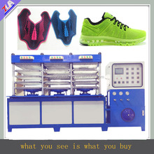 KPU shoes surface making machine,sport vamp equipment,shoe cover production line