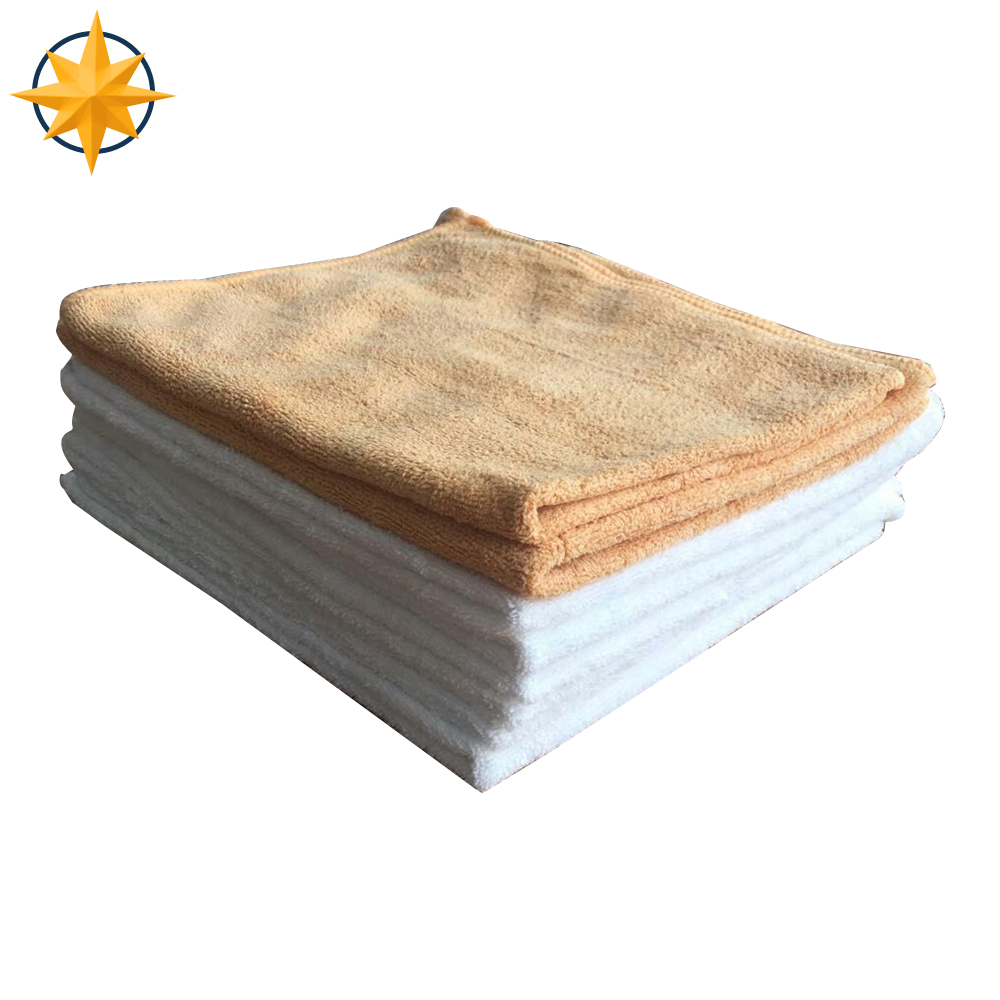 printed microfiber car wash nano towel