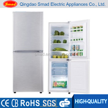 cheap 140L double door refrigerator