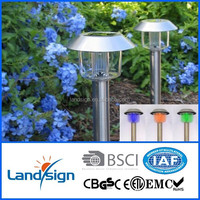 Solar cemetery light