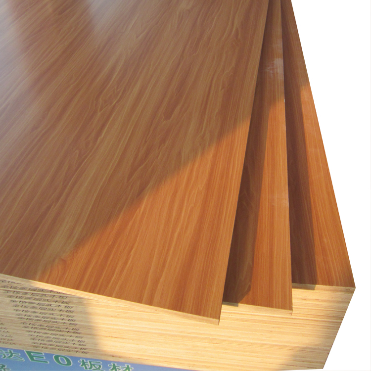 melamine laminated plywood