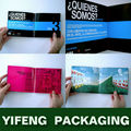 professional full color foldable custom made leaflet