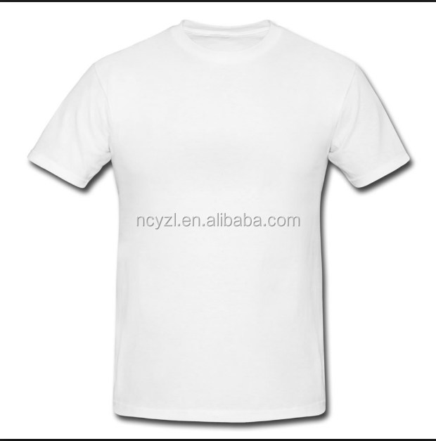 custom wholesale good quality men plain bulk t shirts or other different style tee