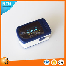 High accurate digital finger pulse oximeter factory price