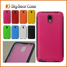 tpu+pc combo case case fit for samsung galaxy note3 n9005