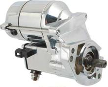 1.6KW chrome motorcycle starter for motorbike 18446
