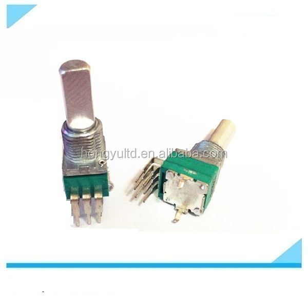 Dual unit alps 9mm rotary potentiometers