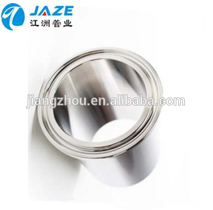 Sanitary Stainless Steel 316L Extra Long Heavy Wall Tank Ferrule