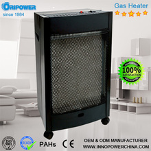 Adjustable Portable Cabin Home Ventless LP Gas Catalytic Space Radiant Heater