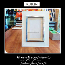 custom white photo frame factory wholesale