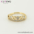 16060 xuping new trendy jewelry 14k gold crown shape design girls ring