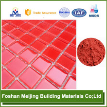 hot sale top quality furniture colour glass mosaic factory