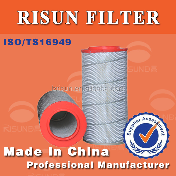 Heavy Truck Air filter core air filters elements DONGFENG TRUCK filtration OEM factory air filters filtros parts k2145