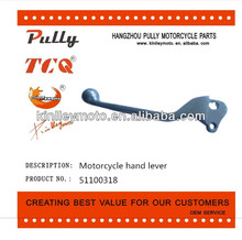 Motorcycle Aluminum Handle Levers Hand Clutch Lever And Hand Brake Lever