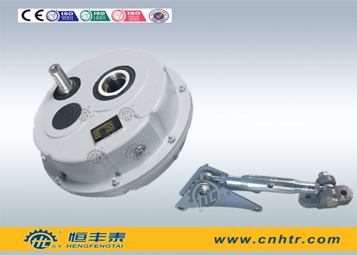 Tensioner mounted shaft mounted gearbox speed reducer for Belt conveyor