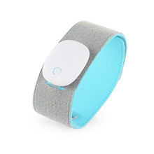 Wearable Health Monitor Wristband Bluetooth Smart Thermometer for Babies, Children