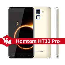Original HOMTOM HT30 PRO HT30 Pro Smartphone MTK6737 Quad Core Android 7.0 3GB RAM 32GB ROM 5.5 Inch 13 MP Fingerprint Cellphone