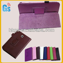 Luxury Tablet Cases Lychee PU Leather Case For Samsung Galaxy Tab 3 P3200