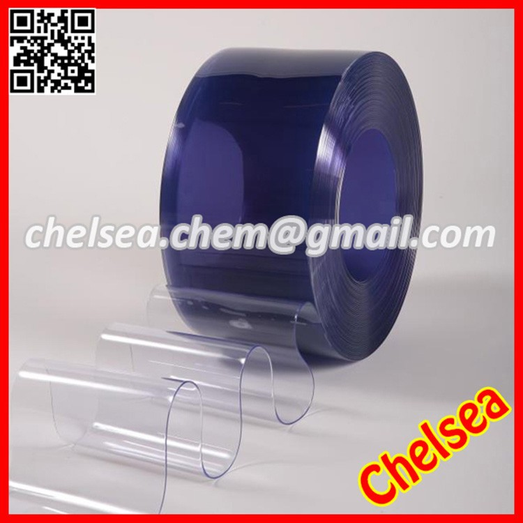 freezer pvc strip curtain/pvc clear curtain sheet