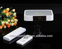 High quality Mini A10 CPU Android 4.0 smart TV BOX/Set Top Box HD media player