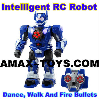 rm-439137 multifunctional rc robot Infrared remote control robot multifunctional intelligent can dance and walk