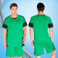 Latest cheap custom sublimation printing football jersey