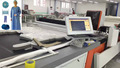 KP-Y 2033 NO-WOVEN Auto Cutting fabric Machine with cnc system