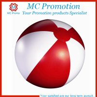 Promotion Printed PVC Giant Inflatable Beach Ball