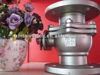 API ball valve 3-pc stainless steel ball valve 1/4 inch ball valve