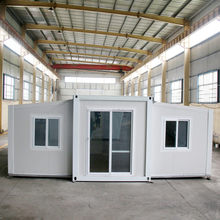 40ft Modified Sandwich Panel Expandable Container House