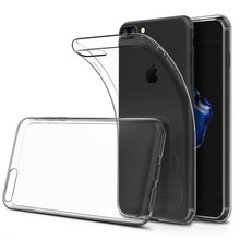 Hot items full protector durable tpu cellphone case for iphone 7 ultra thin case