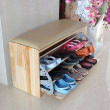 modern design wooden shoe cabinet