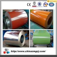 Factory Direct Sell Prepainted GI PPGI GL PPGL HRC cold rolled steel coil