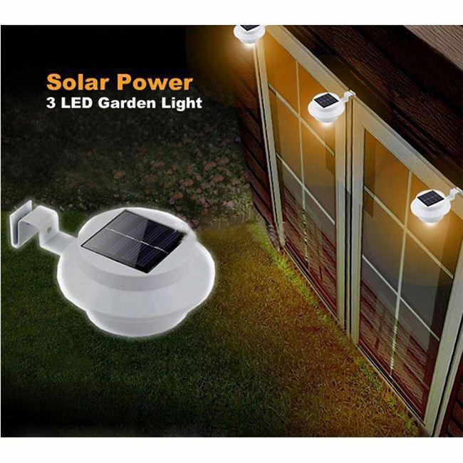 silver color outdoor light solar all in one solar magic garden lights garden light